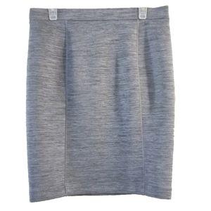 Elle Women's Pull On Pencil Skirt Size M